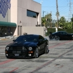 2008 Shelby GT500KR as KITT, Star Of Upcoming Knight Rider