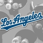 1-Los Angeles Dodgers-wallpaper