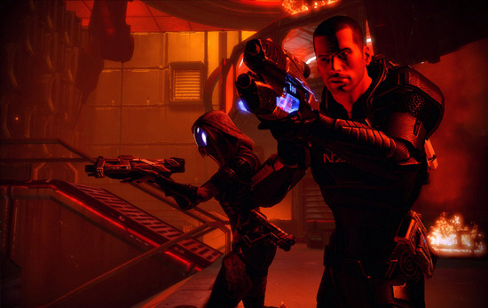 mass effect 2 how to get widow