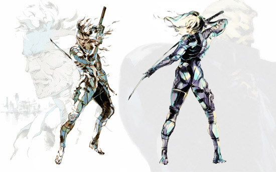 Metal Gear Solid Wallpaper Theme and MGS Rising Pics
