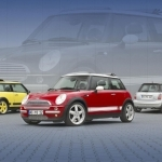 1-Mini Cooper-wallpaper