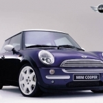 4-Mini Cooper-wallpaper