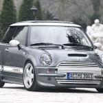 8-Mini Cooper-wallpaper