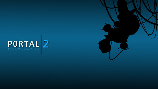 portal 2 wallpaper hd. New Free Portal 2 Wallpaper