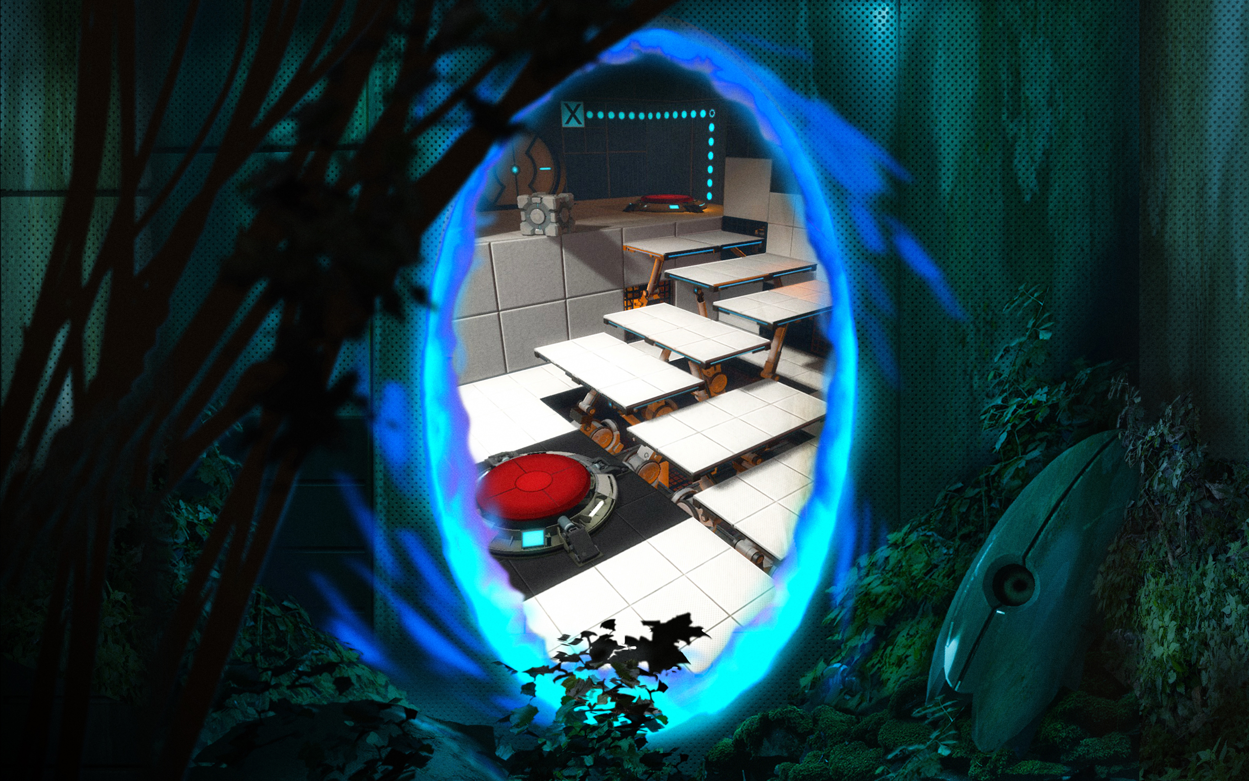 Portal Stories Vr Wallpaper Theme And Trailer HD Wallpapers Download Free Images Wallpaper [1000image.com]