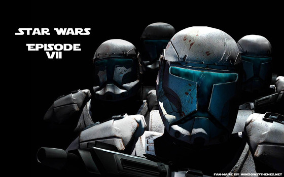6 Unofficial Star Wars Episode 7 Hd Wallpapers 1440 215 900
