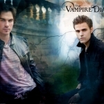 2-The Vampire Diaries-wallpaper