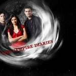 8-The Vampire Diaries-wallpaper