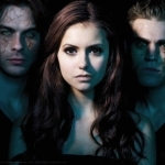 9-The Vampire Diaries-wallpaper