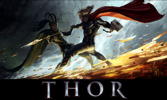 thor wallpapers. Thor Movie Wallpaper