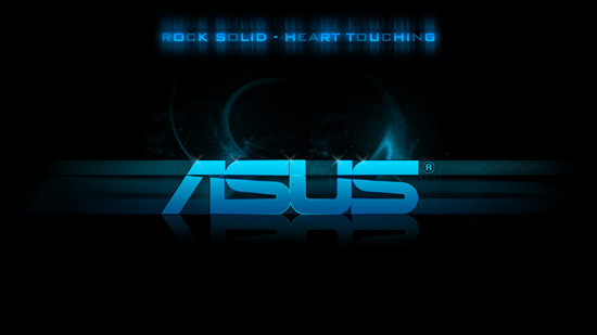 Custom asus r. O. G. Windows 7 theme with animated wallpaper.