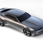 2006 Chevrolet Camaro Concept Vehicle
