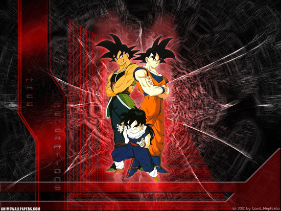 Dragon Ball Z Wallpapers Hd. Dragon Ball Z Wallpapers: