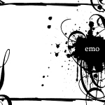 6-emo (emotional)-wallpaper