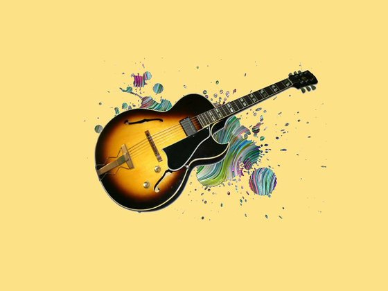 windows 7 guitar theme for all guitar owners. Black Bedroom Furniture Sets. Home Design Ideas