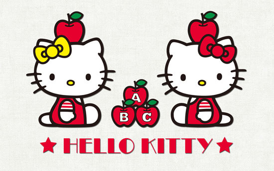 Windows 7 Hello Kitty Theme