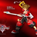 KH2-Sora-Brave-Form-Wallpaper