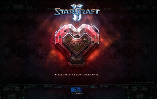 starcraft 2 wallpapers. Starcraft 2 Dual-Monitor