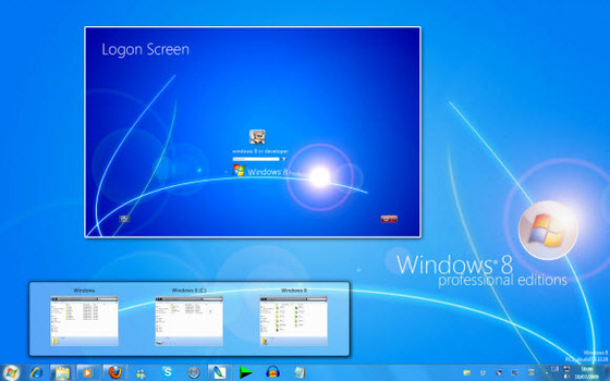 Requisitos recomendados para instalar Windows 8