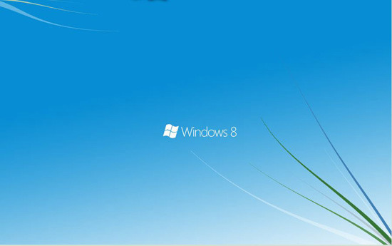 That are actual Windows 8 wallpapers. Some of them are very abstract,
