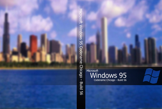 Classic Windows 95 Wallpaper Theme for Windows 7
