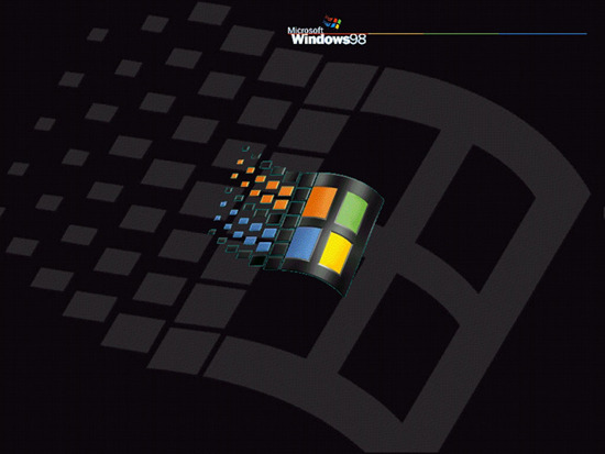 Oldschool: Windows 98 Wallpaper Theme for Windows 7