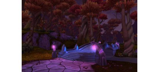 World of Warcraft Warlords of Draenor Theme With Icons, Sounds And