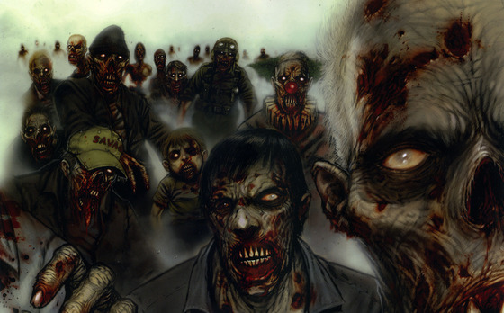 Imagenes de zombies HD