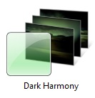 Dark Harmony Windows 7 Theme
